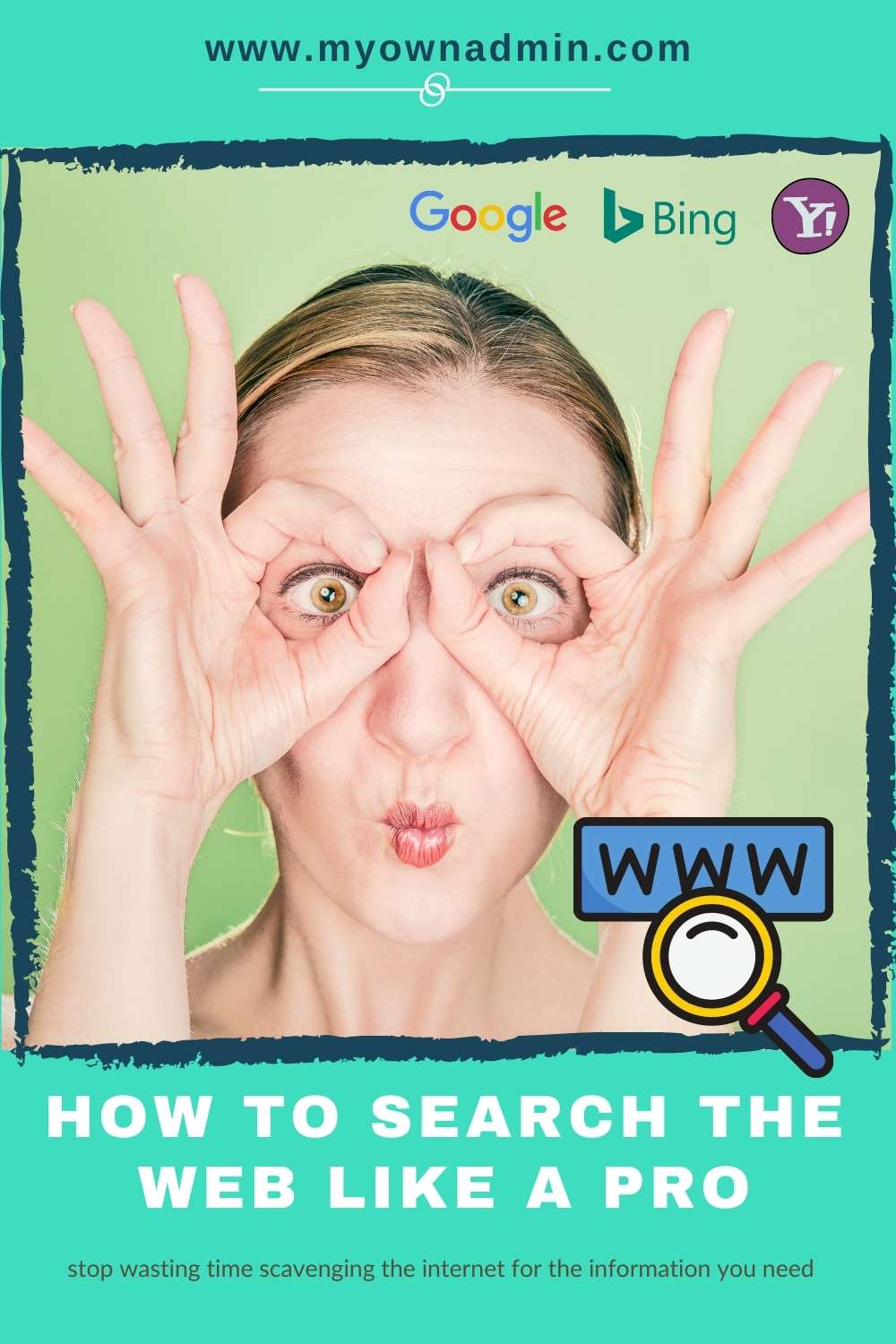 How to Search the Web Like a Pro