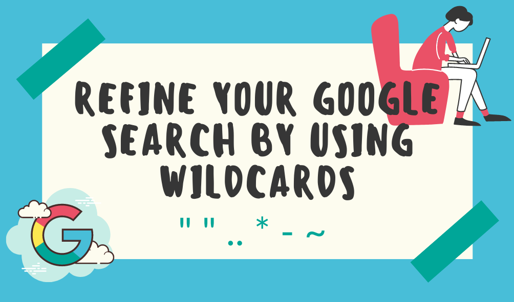 google search using wildcards