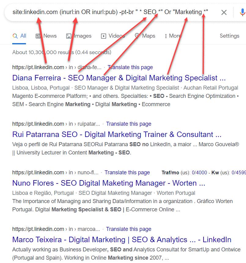 google site search xray search