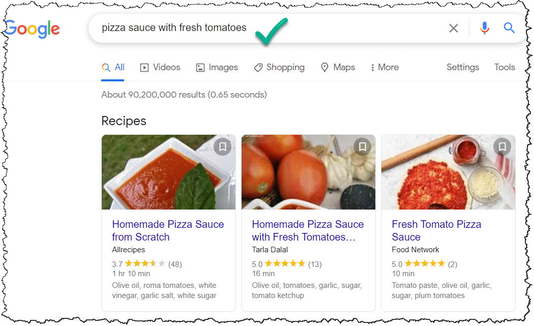 research on google