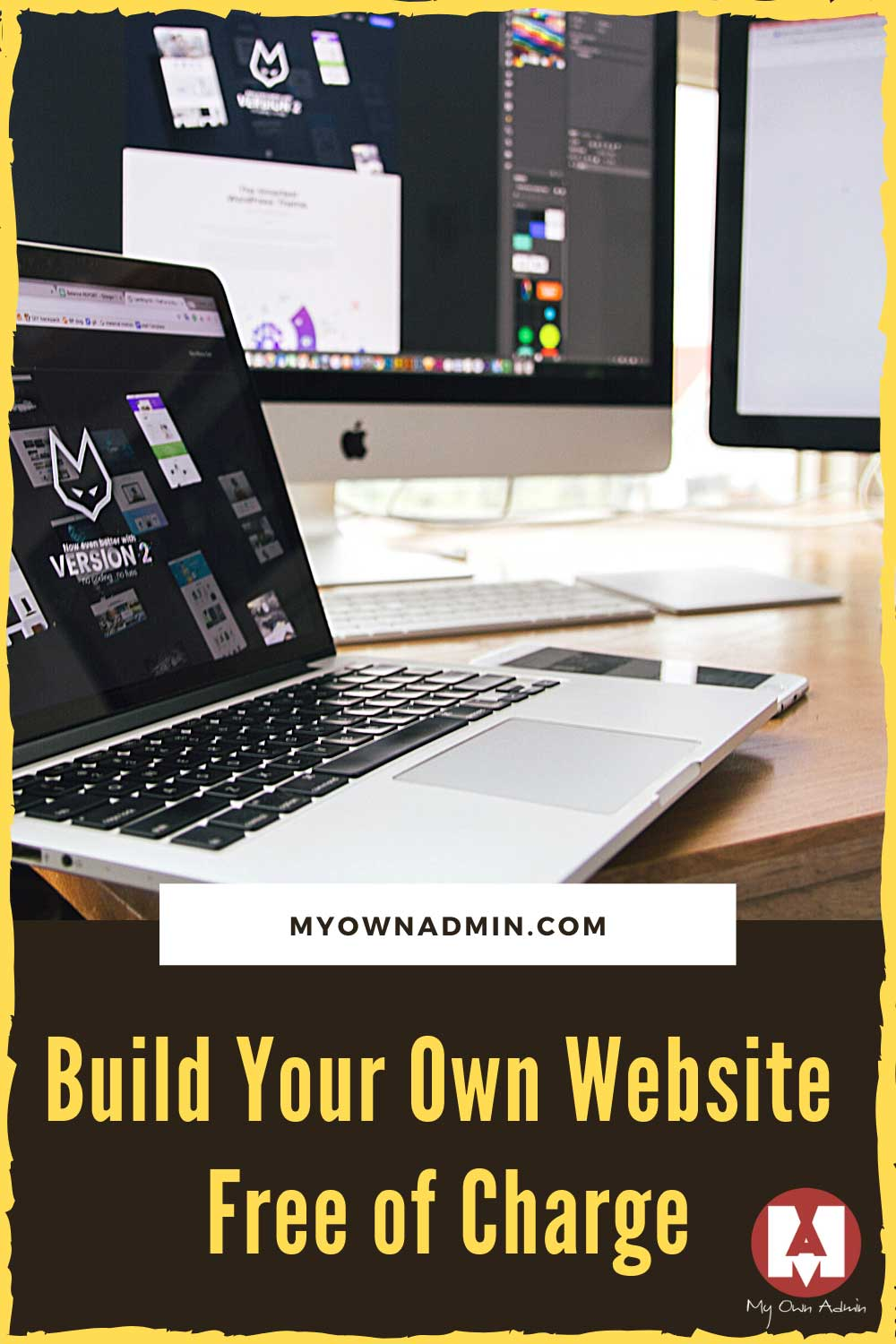 Build Your Own Website Free of Charge