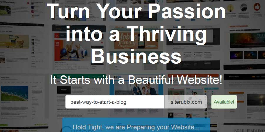 Best way to start a blog