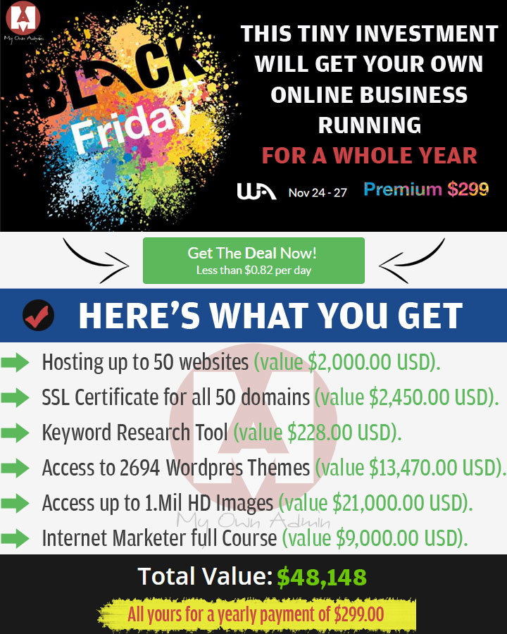 All You Need to Run an Online Business