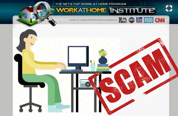 Is The Work at Home Institute a Scam