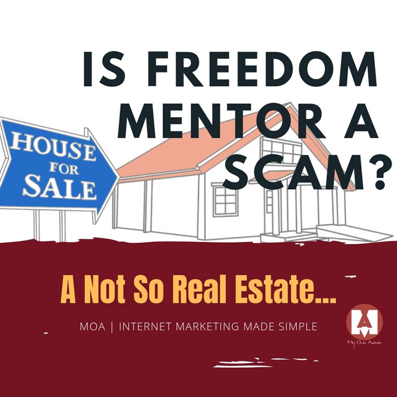 Is Freedom Mentor a Scam