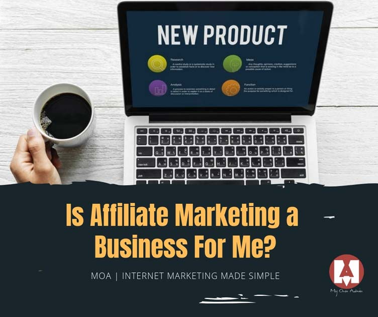Is Affiliate Marketing a Business