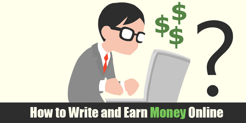 How to Write and Earn Money Online