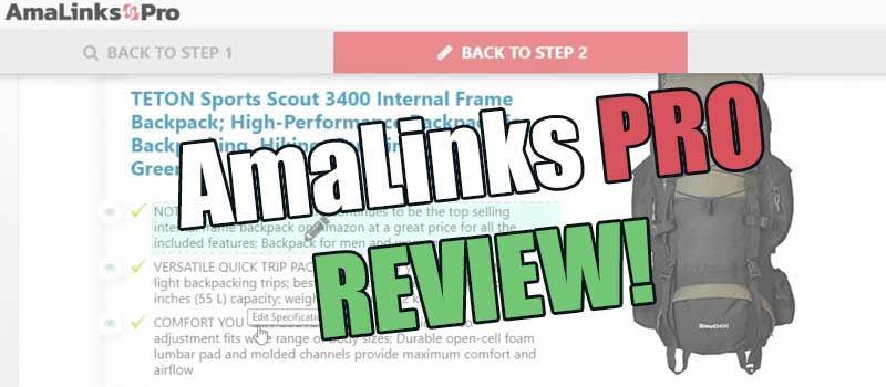 AmaLinks Pro Review, Is It Too Good to Be True?