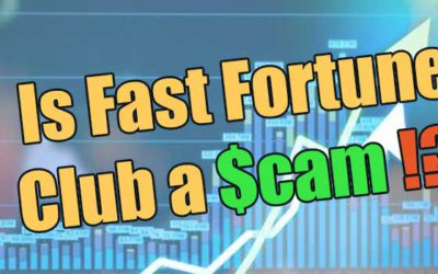 Is Fast Fortune Club a Scam? Hide Your Money!