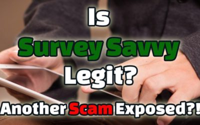 Is Survey Savvy Legit? Another Scam Exposed?!