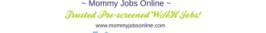 mommy jobs online logo