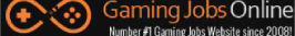 gaming jobs online logo
