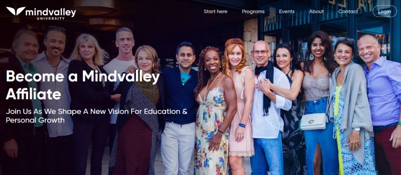 mindvalley affiliate program