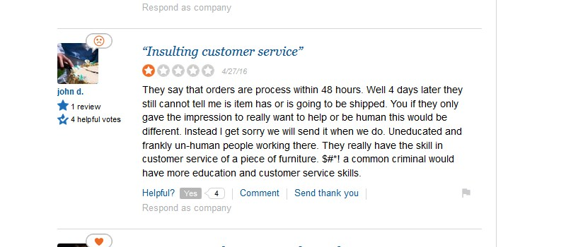 mint.com customer service complaint