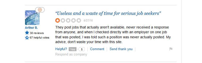 snagajob.com sitejabber customer complaints