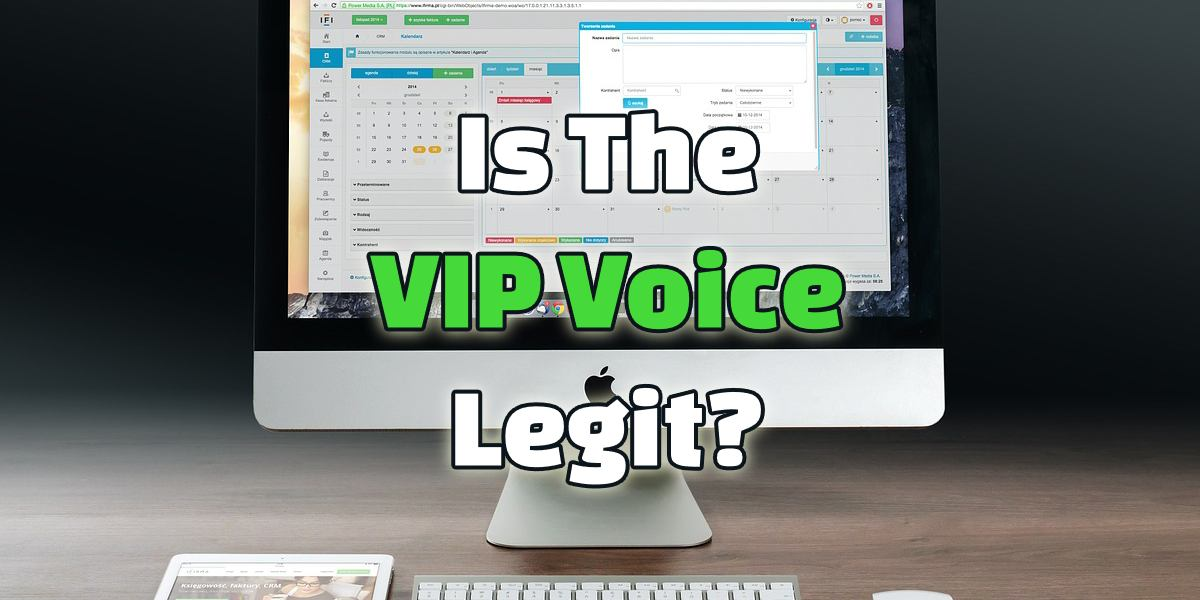 Is The VIP Voice Legit? There's No $€£ Here!