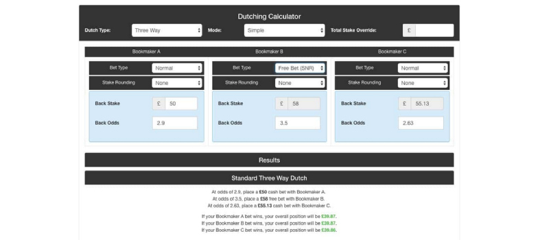 profit accumulator calculator