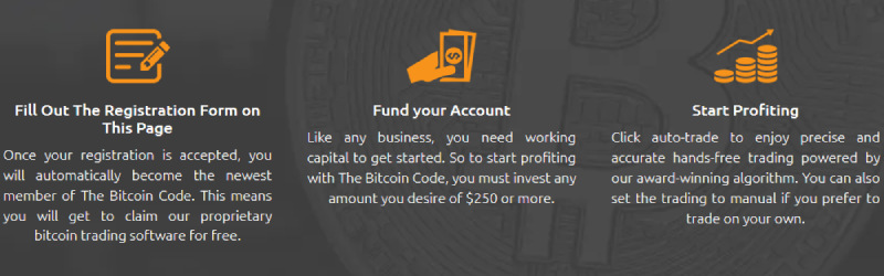 the bitcoin code how does it work