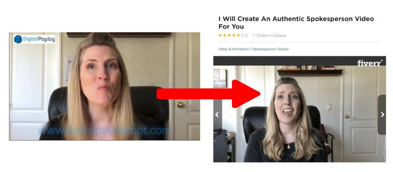digital payday fake testimonials