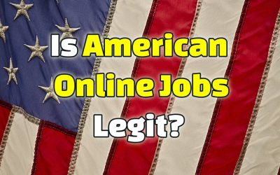 Is American Online Jobs Legit? Or a Disgrace to Americans?