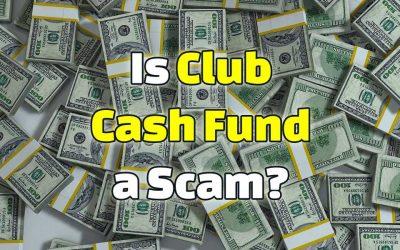 Is Club Cash Fund a Scam? It's A Skip