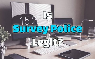 Is Survey Police Legit? Yes! But…