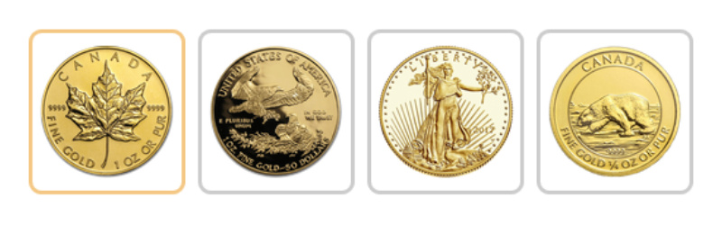 patriot gold group gold coins