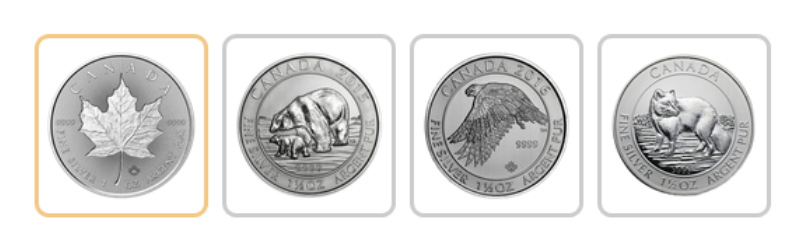 patriot gold group silver coins