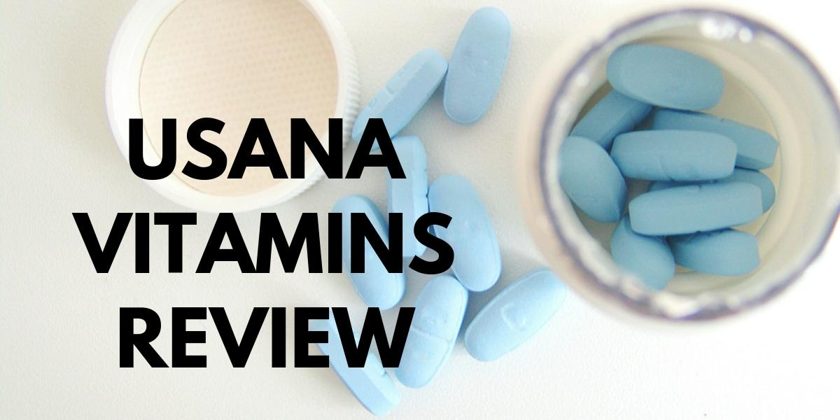 Usana Vitamins Review. Unspoken Truth!