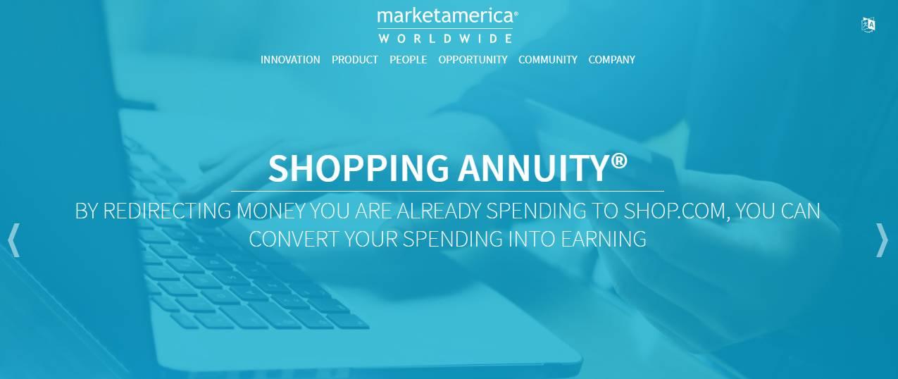 is market america a pyramid scheme