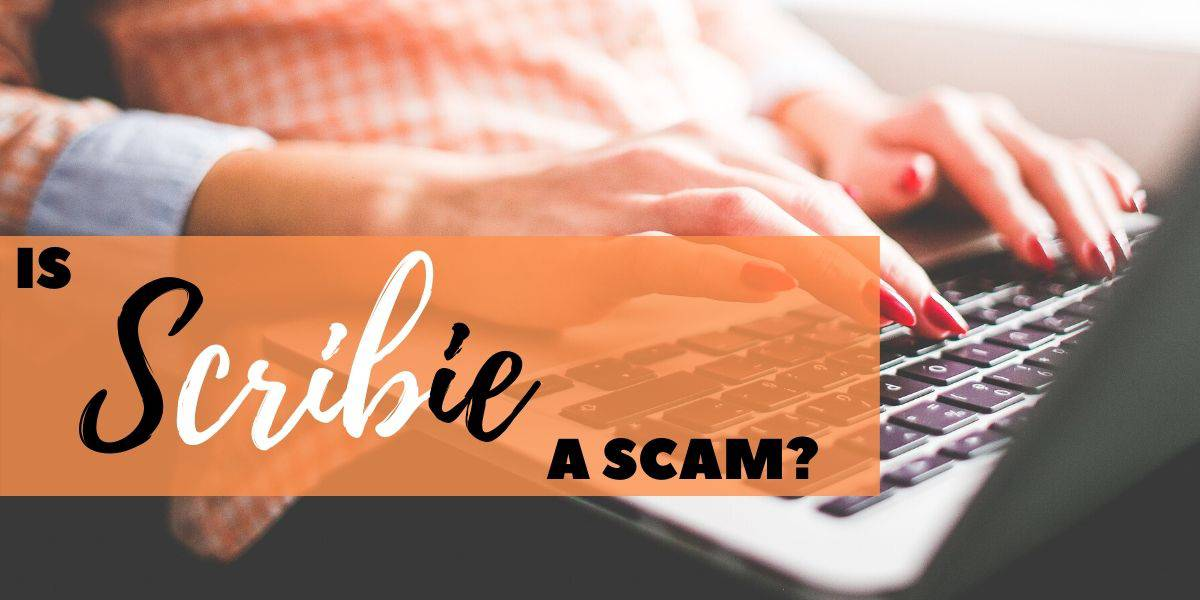 is scribie a scam