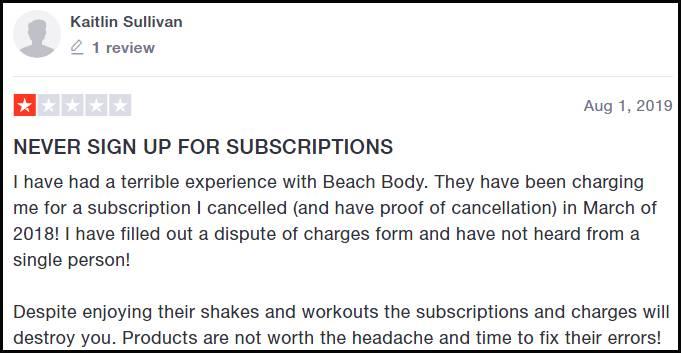 is beachbody a pyramid scheme