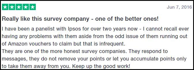 is ipsos survey a scam