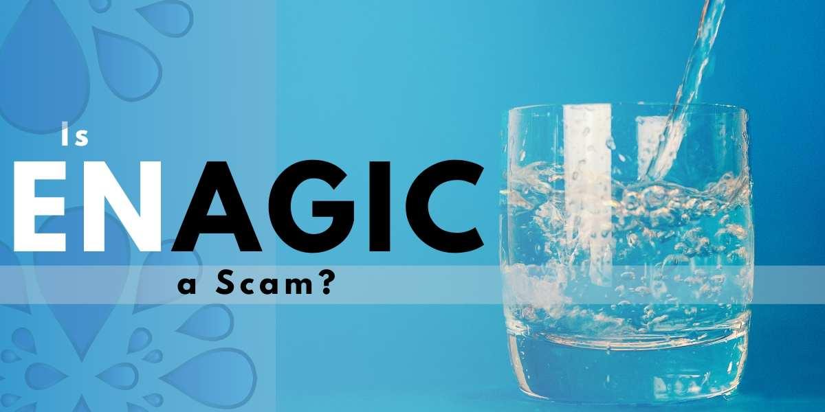 is enagic a scam