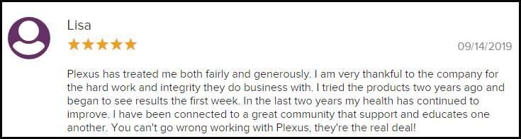is plexus worldwide a scam