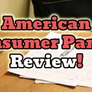 American Consumer Panels Review.