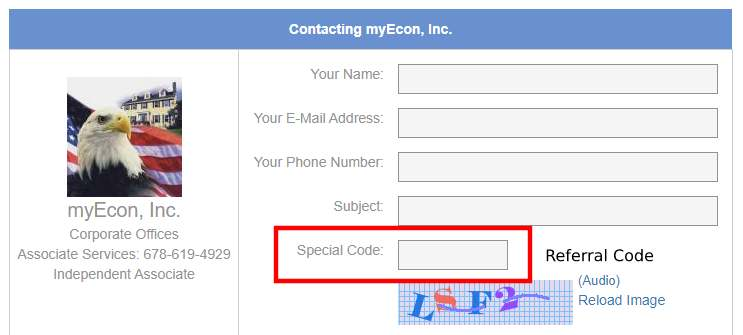 is myecon a scam