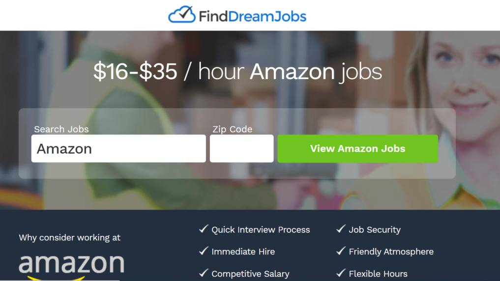 is find dream job a scam