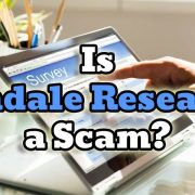 Is Vindale Research a Scam?