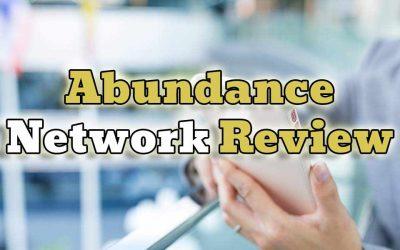 Abundance Network Review