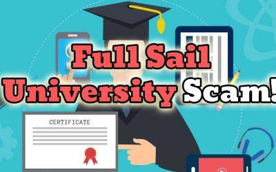 The Full Sail University Scam!