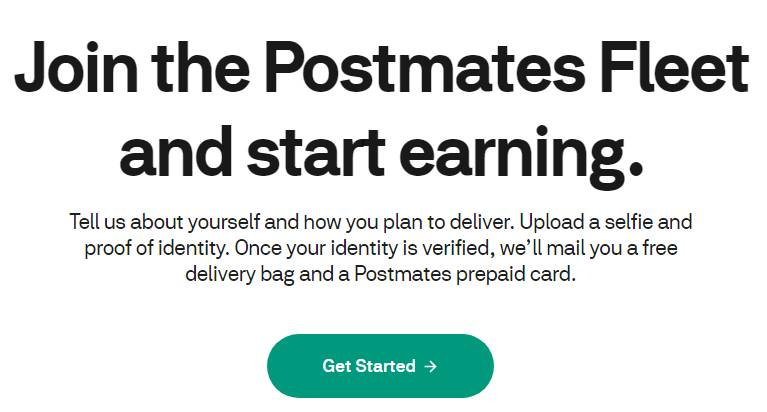 is postmates a scam