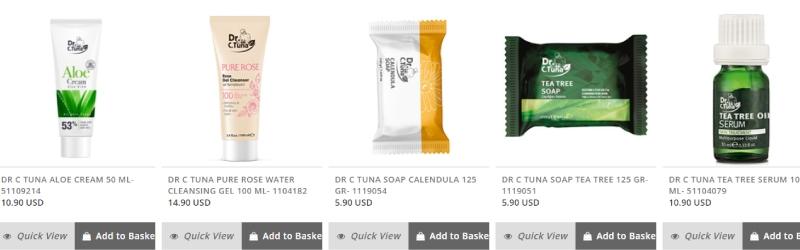 farmasi flagship products