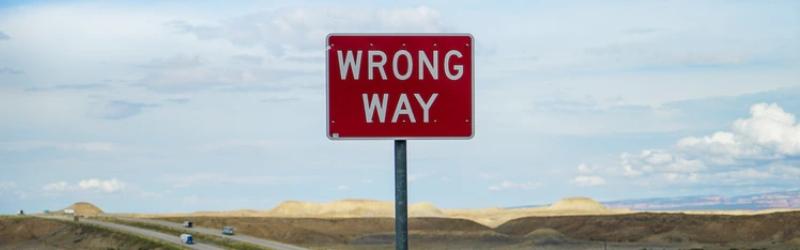 farmasi wrong way