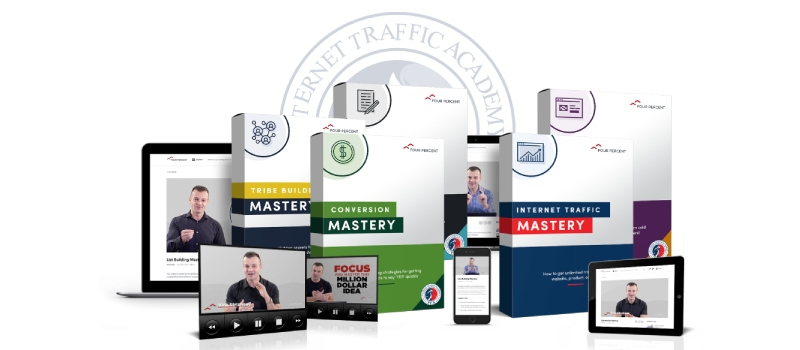 internet traffic academy course outline