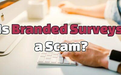 Is Branded Surveys a Scam?