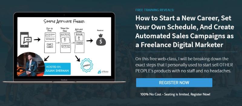 affiliate institute free training