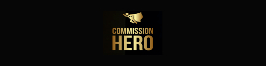 Commission Hero Logo