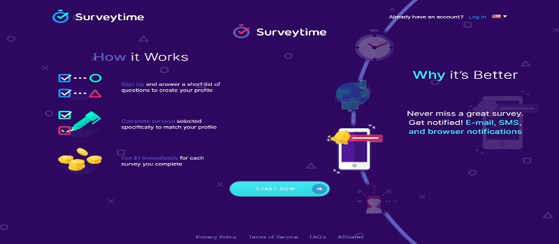 How Does Survey Time Works