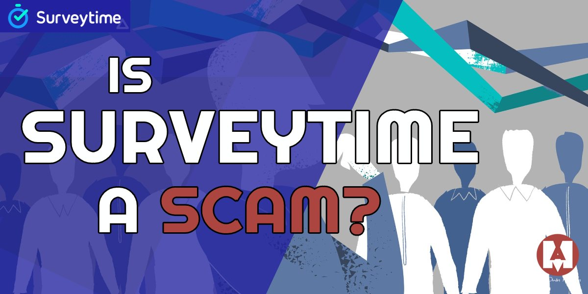 Is Survey Time a Scam